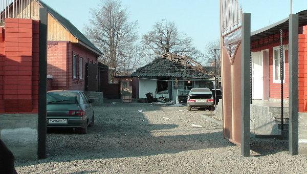Cпецоперация в Плиево в Ингушетии