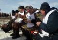 Фестиваль Народная рыбалка - 2014 в Шегарском районе Томской области