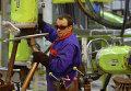 Работа завода Ford Sollers во Всеволожске