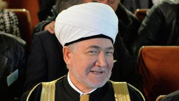 Председатель совета муфтиев России Равиль Гайнутдин, архивное фото