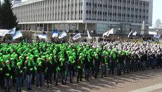 Студенты вузов призвали учиться в Томске танцевальным флешмобом