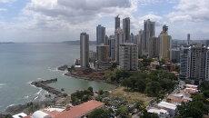 Общий вид столицы Панамы