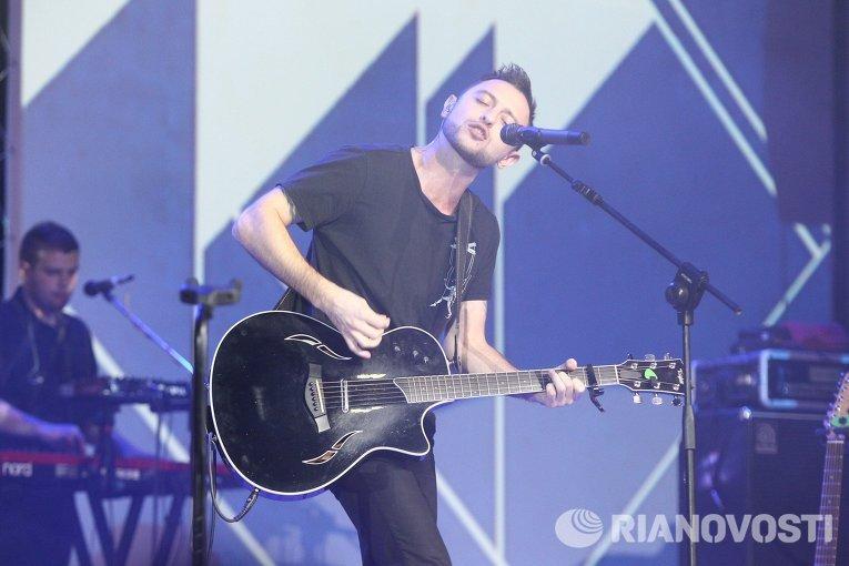 Концерт группы Звери в Томске