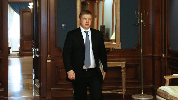 Аваков поведал опокушении наруководителя «Нафтогаза»