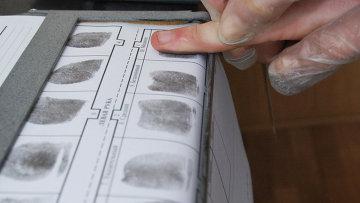 Бастрыкин предлагает снять отпечатки пальцев у всех мигрантов, архивное фото