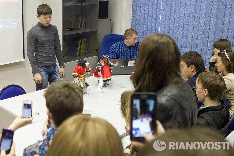 Ночь науки в Томске