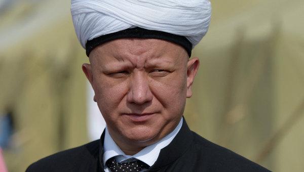 Главный муфтий Москвы и Центральной России Альбир Крганов