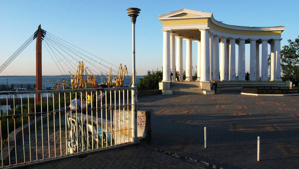 Одесса. Архивное фото