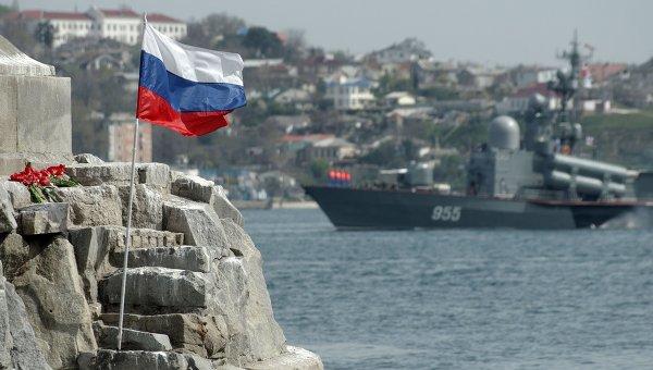 Крым, Севастополь. Архивное фото