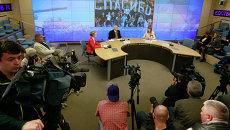 Пресс-конференция, посвященная старту акции Георгиевская ленточка