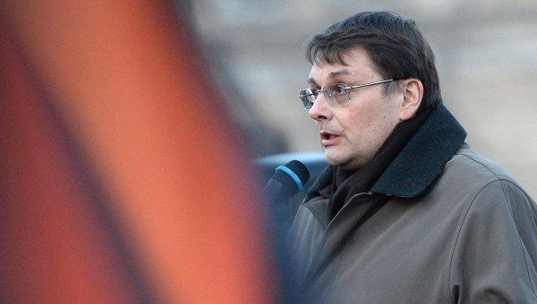 Депутат Государственной Думы РФ Евгений Федоров. Архивное фото