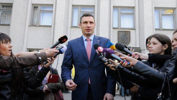 Виталий Кличко, Архивное фото