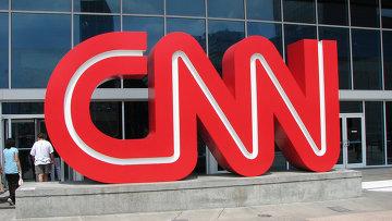 Здание телеканала CNN, архивное фото