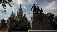Города России. Благовещенск. Архивное фото