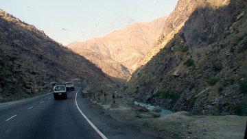 Ущелье Танги Абрищом в Афганистане. Архивное фото