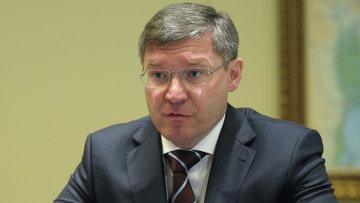Губернатор Тюменской области Владимир Якушев. Архивное фото
