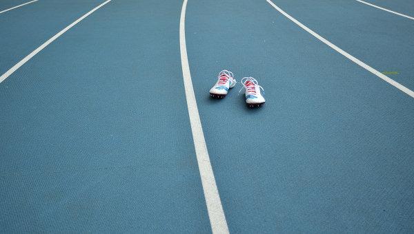 Легкая атлетика, архивное фото