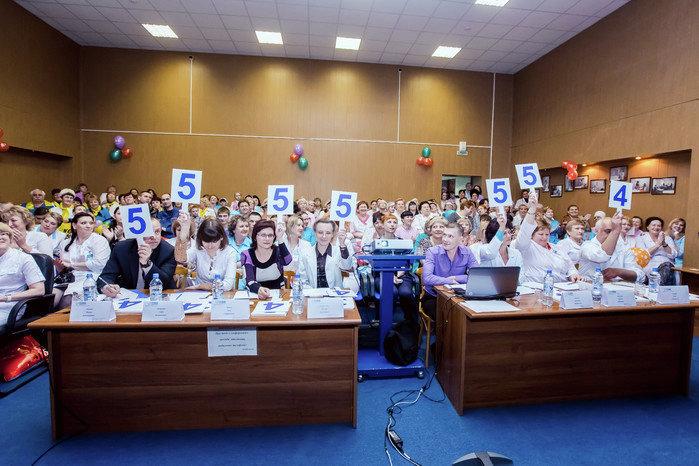 Скоростная перевязка: как медсестры томской ОКБ состязались в талантах