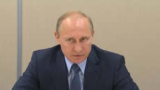 Крымские татары достаточно настрадались за предыдущие десятилетия - Путин