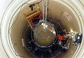 Пусковая установка МБР на базе Malmstrom в штате Монтана