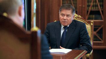Председатель Верховного Суда Вячеслав Лебедев. Архивное фото