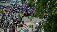 Ситуация в Абхазии
