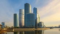 Здание главного офиса банка ВТБ в Москве. Архивное фото