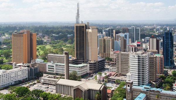 Найроби. Архивное фото
