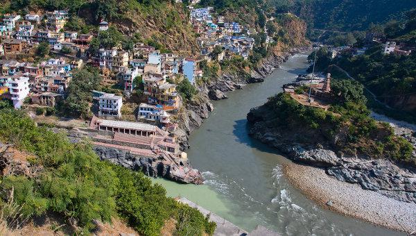 Штат Уттаракханд на севере Индии. Архивное фото