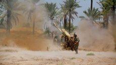Атака боевиков в Ираке 16 июня 2014