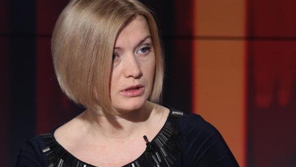 Геращенко: вплену боевиков наДонбассе остаются 107 человек