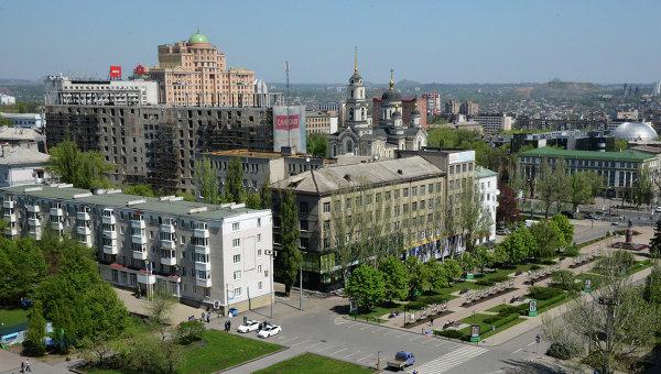 Шахтерские города Донецк иЗверево могут получить статус «Территория опережающего развития»