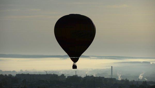 Воздушный шар. Архивное фото