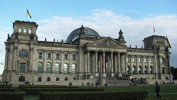 Здание Рейхстага. Архивное фото