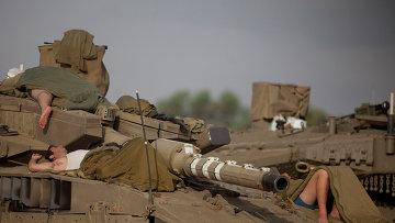 Израильские солдаты, архивное фото