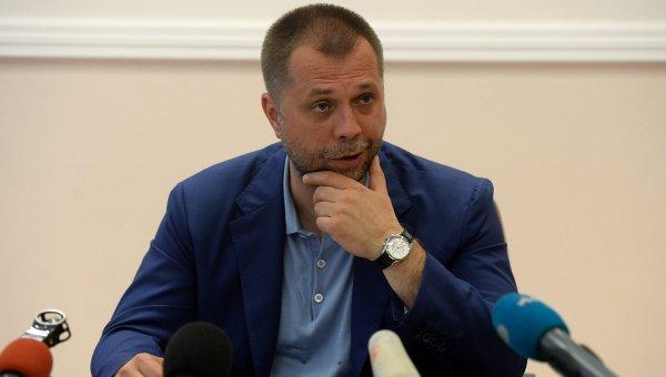 Александр Бородай. Архивное фото
