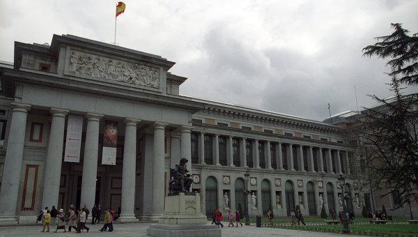Здание Национального музея Прадо