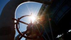 Объект газотранспортной системы Украины