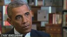 Обама о возможном введении новых санкций в отношении России