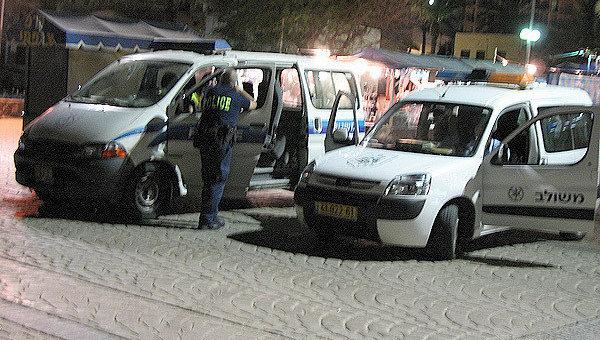 Израильская полиция. Архивное фото