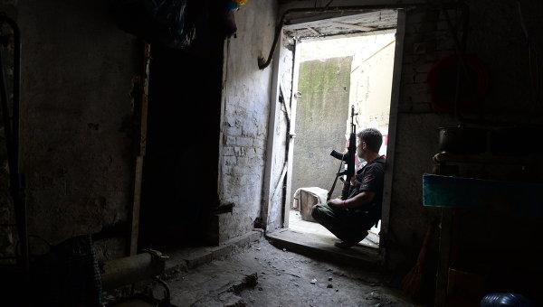Ситуация Донецкой области. Архивное фото