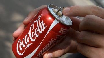 Coca-Cola. Архивное фото