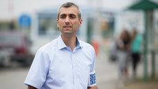 Руководитель миссии ОБСЕ Поль Пикар
