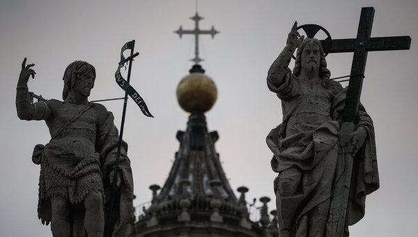 Ватикан в ожидании избрания нового Папы Римского