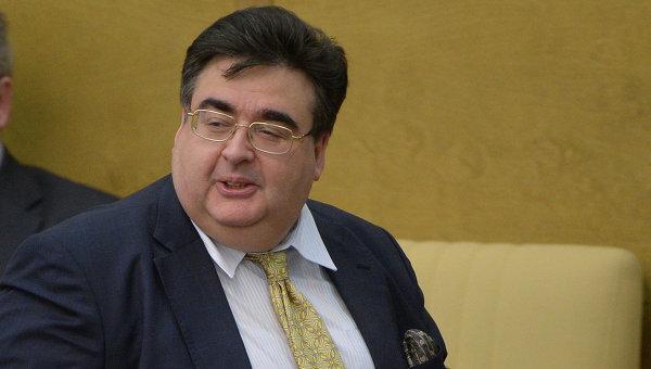 Алексей Митрофанов, архивное фото