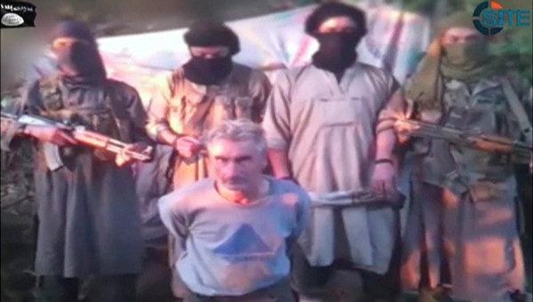 Казнь гражданина Франции алжирскими террористами