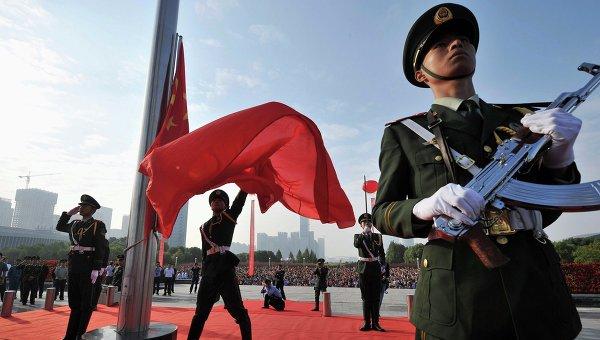Празднование 65-й годовщины Дня образования КНР