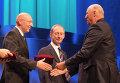 Нобелевская премия по химии за 2014 год присуждена за разработку флуоресцентной микроскопии американским ученым Эрику Бетцигу, Уильяму Морнеру и немцу Стефану Хеллу. 9 октября 2014
