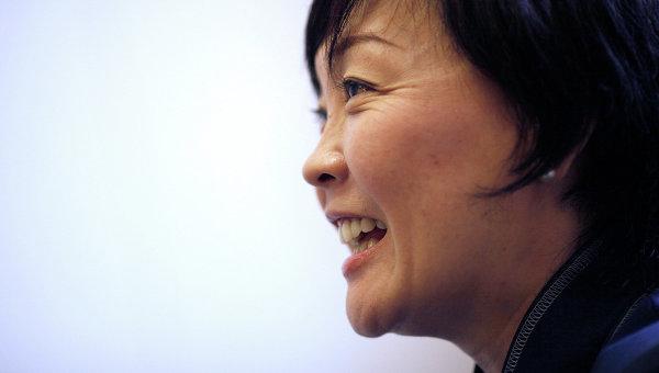 Супруга премьер-министра Японии Акиэ Абэ