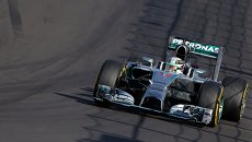 Автоспорт. Формула-1. Гран-при России. Гонка. Архивное фото